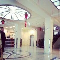 """Снимок сделан в Готель """"Буковина"""" / Bukovyna Hotel пользователем Александра Л. 12/30/2015"""