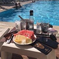 9/17/2017 tarihinde Ufuk A.ziyaretçi tarafından Pelikan Otel Yüzme Havuzu'de çekilen fotoğraf
