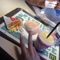 Photo taken at McDonald's by Саша Б. on 8/17/2014