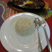 Photo taken at Laguna Mabuhay Restaurant by Kenzi O. on 2/24/2017