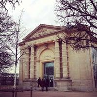 Photo taken at Musée de l'Orangerie by hirockma on 2/3/2013
