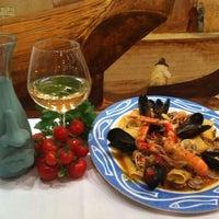 11/21/2012 tarihinde Francesco C.ziyaretçi tarafından Ristorante La Terrazza'de çekilen fotoğraf