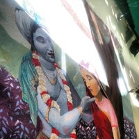 Photo taken at Hare Krishna by Daniel R. on 4/22/2014