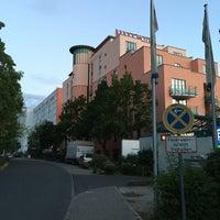 Photo taken at MAXX Hotel Jena by Güven B. on 8/21/2016
