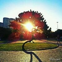 Photo taken at Flamengo Park by Rodrigo M. on 10/13/2012