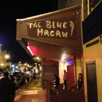 Photo taken at The Blue Macaw by Alberto on 1/28/2013