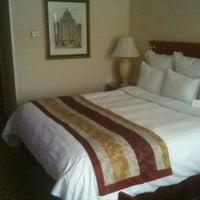 Das Foto wurde bei Leipzig Marriott Hotel von Alberto am 12/8/2012 aufgenommen