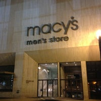 Photo taken at Macy's Mens Store by Alberto on 1/18/2013