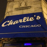 Photo taken at Charlie's Chicago by Alberto on 3/12/2013