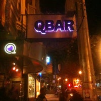 Photo taken at QBar by Alberto on 1/3/2013