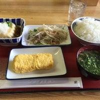 Photo taken at 厚木恩名食堂 by うし on 7/4/2015