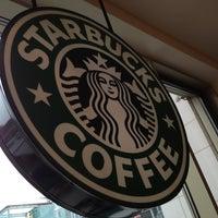 Photo taken at Starbucks by Sami A. on 3/29/2013