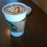 Photo taken at Starbucks by Kayleen T. on 9/23/2012