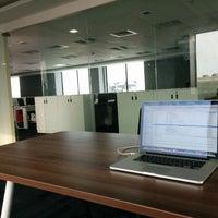 Photo taken at Sourcefuse Technologies by Gautam G. on 2/4/2014