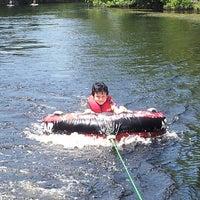 Photo taken at Wakulla River by Doris B. on 9/2/2013