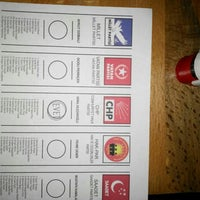 Photo taken at Ismail Erez Ilkogretim Okulu by Kazım Ö. on 11/1/2015