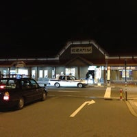 Photo taken at Shinano-Ōmachi Station by 106 s. on 12/21/2012