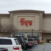 Photo taken at Fry's Electronics by Ezra A. on 12/26/2012