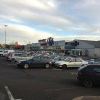 Photo taken at Carrefour Saint Flour by Bram V. on 12/24/2012