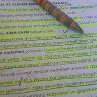 Photo taken at Dutlusokak Öğrenci Yurdu by Burcu Ç. on 6/11/2016