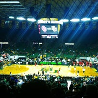Photo taken at Ferrell Center by Jamie D. on 1/31/2013