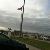 Photo taken at USA Border To Mexico by Neto V. on 11/23/2012