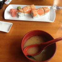 Photo taken at Miyabi Japanese Restaurant by Ammanda L. on 4/5/2013