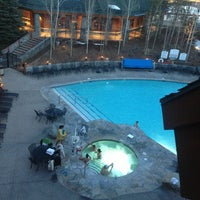 Photo taken at Grand Residences by Marriott, Lake Tahoe by Ammanda L. on 2/28/2013