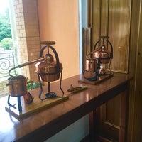 Photo taken at Mavromatis Distillery by veselina® on 6/19/2016