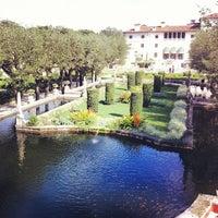 Foto tomada en Vizcaya Museum and Gardens por Rafael D. el 1/10/2013