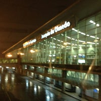 Photo taken at José Joaquín de Olmedo International Airport (GYE) by Carlos L. on 1/29/2013