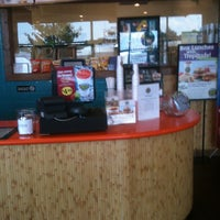 Photo taken at Tropical Smoothie Cafe by Peggy F. on 9/21/2012
