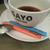 Foto tomada en GAYO COFFEE CITOS por AriA el 1/31/2015
