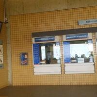 Photo taken at Estação Samambaia - METRÔ-DF by Marcia L. on 11/23/2012