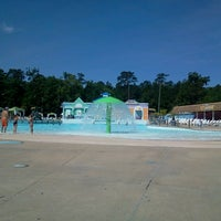 Photo taken at Ocean Breeze Waterpark by Jennie M. on 5/27/2013