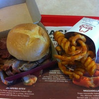 Photo taken at Arby's - Closed by Jaymee on 11/20/2013