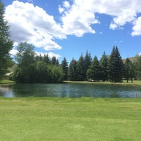 Photo taken at Sun Valley Club & Golf Course by Jeff L. on 6/14/2014