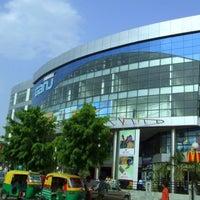 Photo taken at Sahara Ganj Mall by Pratik M. on 4/27/2013