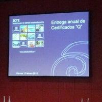 Photo taken at Centro de Convenciones Norte (IFEMA) by Agroturismo A. on 2/1/2013