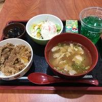 Photo taken at すき家 イオン品川シーサイド店 by YUKKY ♪. on 1/1/2017