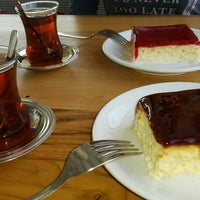 Photo taken at Arjantin Cafe by Hatice P. on 2/18/2016