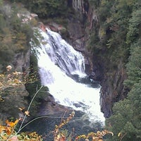 Photo taken at Tallulah Gorge State Park by MisBis83 on 10/3/2012