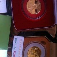 Photo taken at Treasury Pavillion by tueter l. on 11/16/2012