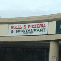 Photo taken at Neil's Pizzeria by D A N I E L on 12/31/2012