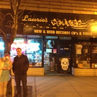Photo taken at Laurie's Planet of Sound by Owen H. on 4/30/2013