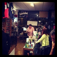 Photo taken at Laurie's Planet of Sound by Owen H. on 9/24/2012