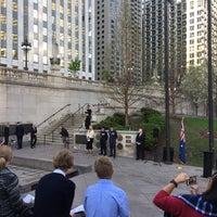 Photo taken at Vietnam Veterans Memorial by Owen H. on 4/25/2017