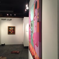 Photo taken at SurfClub Gallery by Owen H. on 9/27/2015