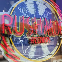 Photo taken at Rush-Mor Records by Owen H. on 6/9/2017