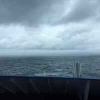 Photo taken at Cook Strait by Owen H. on 10/17/2017